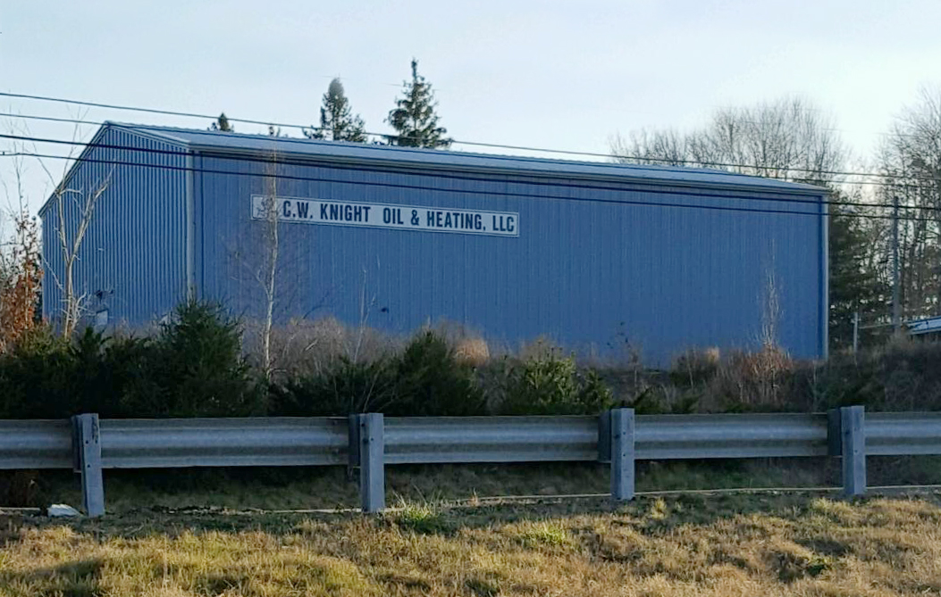 Current C.W. Knight Oil & Heating Office